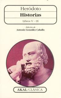 LIBROS V-IX (HISTORIAS: (2))