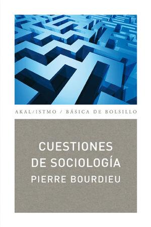 CUESTIONES DE SOCIOLOGÍA