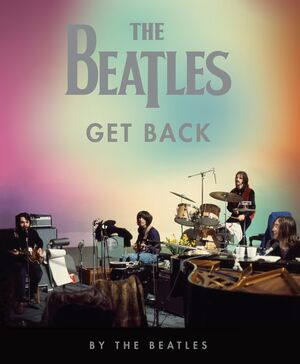 THE BEATLES. GET BACK