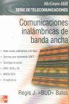 COMUNICACIONES INALÁMBRICAS DE BANDA ANCHA