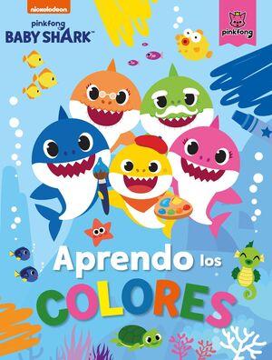 CUADERNO CONCEPTOS BASICOS. BABY SHARK (