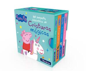 PEPPA PIG. MI PEQUEÑA BIBLIOTECA DE CRIA