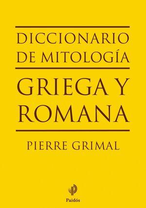 DICCIONARIO DE MITOLOGÍA GRIEGA_ROMANA