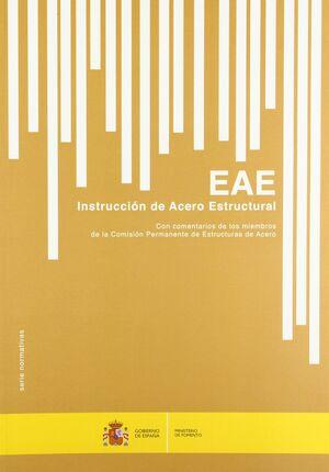 INSTRUCCIÓN DE ACERO ESTRUCTURAL, EAE