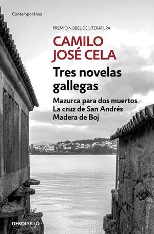 TRES NOVELAS GALLEGAS MAZURCA /