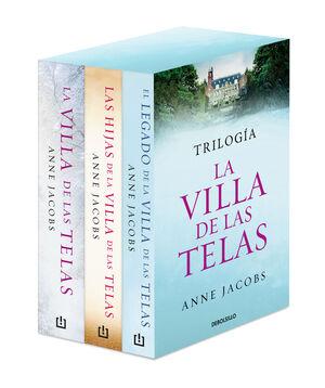 TRILOGIA VILLA DE LAS TELAS (ESTUCHE)