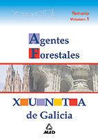 TEMARIO 1 AGENTES FORESTALES XUNTA DE GALICIA 2006