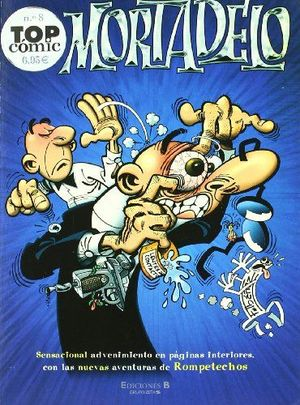 MORTADELO TOP COMIC