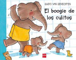 EL BOOGIE DE LOS CULITOS(+4 AÑOS )