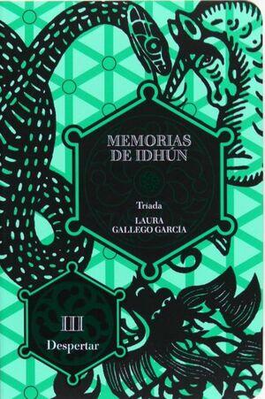 MEMORIAS DE IDHUN TRIADA 3 DESPERTAR (RÚSTICA )