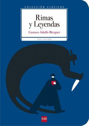 CLASICOS. RIMAS Y LEYENDAS - TEXTO ORIGINAL