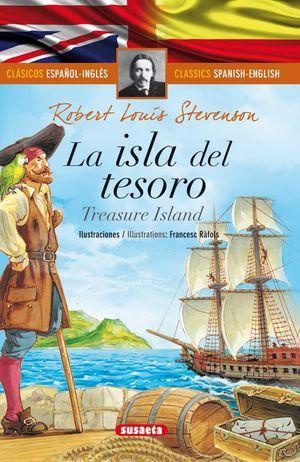 LA ISLA DEL TESORO (ESPAÑOL/INGLÉS)