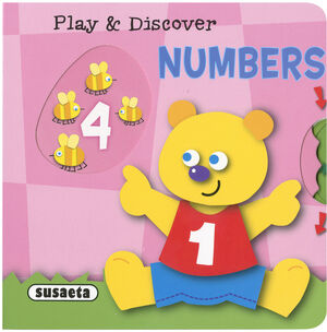 NUMBERS. PLAY AND DISCOVER