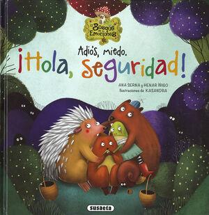 ADIOS MIEDO, HOLA SEGURIDAD