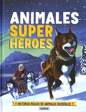 ANIMALES SUPER HEROES