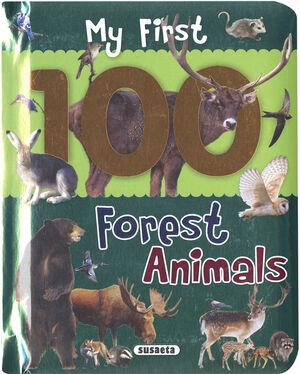 MY FIRST 100 FOREST ANIMALS