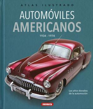 AUTOMOVILES AMERICANOS 1934 - 1974, ATLAS ILUSTRADO
