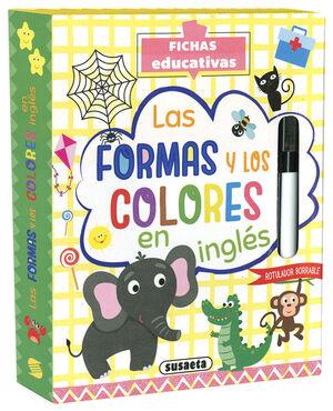 FORMAS Y COLORES EN INGLES