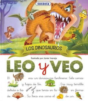 LOS DINOSAURIOS LEO Y VEO