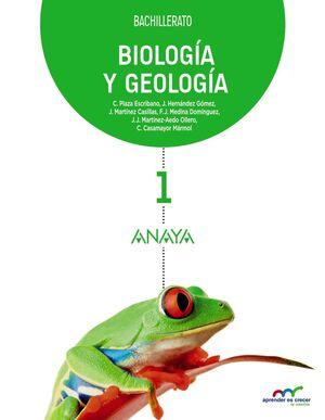 BIOLOGIA Y GEOLOGIA 1º BACHILLERATO