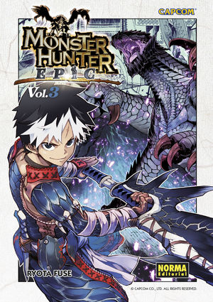 MONSTER HUNTER EPIC 03