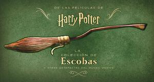 HARRY POTTER: LA COLECCION DE ESCOBAS