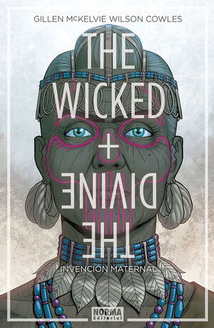 THE WICKED + THE DIVINE 7.