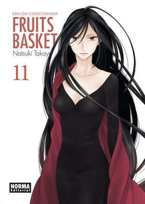 FRUITS BASKET ED. COLECCIONISTA, 11