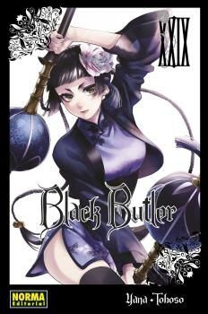 BLACK BUTLER, XXIX