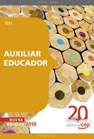 TEST AUXILIAR EDUCADOR OG 2010