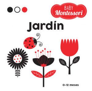 BABY MONTESSORI JARDÍN