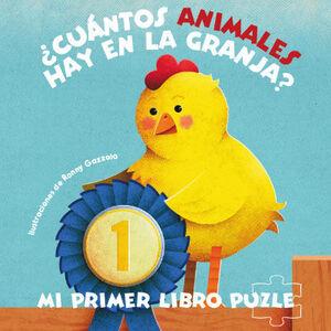 ¿CUANTOS ANIMALES HAY EN LA GRANJA? (VVKIDS)