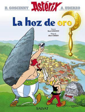 LA HOZ DE ORO (ASTÉRIX, 2)