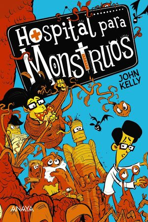 HOSPITAL PARA MONSTRUOS, 1