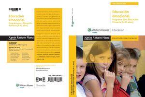 EDUCACION EMOCIONAL PROGRAMA EDUCACION PRIMARIA 6-12