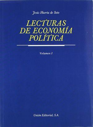 LECTURAS DE ECONOMÍA POLÍTICA, VOLUMEN 1