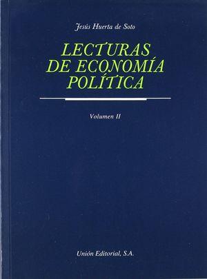 LECTURAS DE ECONOMÍA POLÍTICA, VOLUMEN II