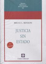 JUSTICIA SIN ESTADO