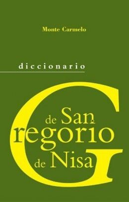 DICCIONARIO DE SAN GREGORIO DE NISA