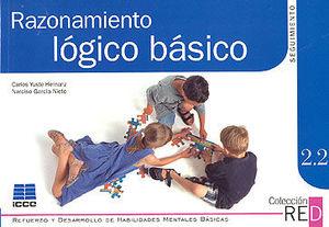RAZONAMIENTO LÓGICO BÁSICO REFUERZO SEGUIMIENTO 2.2