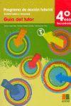 4º E.S.O.-TUTORIA 4. G.TUTOR + CD (2008) - P.ACCIO