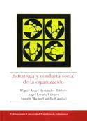 ESTRATEGIA Y CONDUCTA SOCIAL DE LA ORGANIZACIÓN