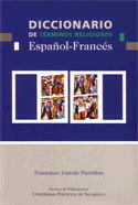 DICCIONARIO DE TÉRMINOS RELIGIOSOS ESPAÑOL-FRANCÉS