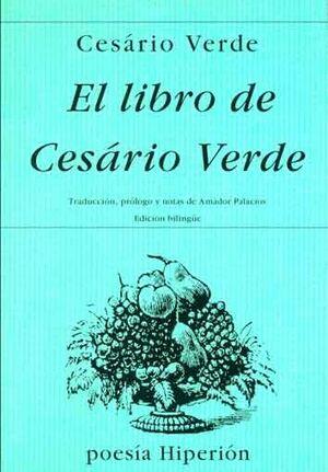EL LIBRO DE CESÁRIO VERDE