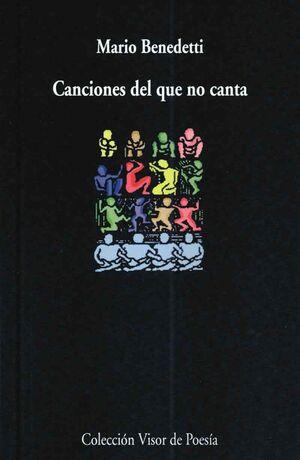 CANCIONES DEL QUE NO CANTA