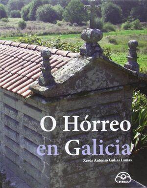 O HORREO EN GALICIA (CARTONE)