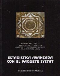 ESTADISTICA AVANZADA CON EL PAQUETE SYSTAT