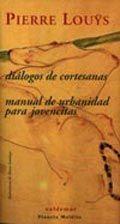 DIALOGOS DE CORTESANAS