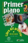 PRIMER PLANO 2. LIBRO DEL PROFESOR