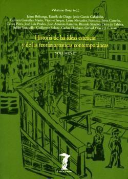 HISTORIA DE LAS IDEAS ESTÉTICAS Y DE LAS TEORÍAS ARTÍSTICAS CONTEMPORÁ
